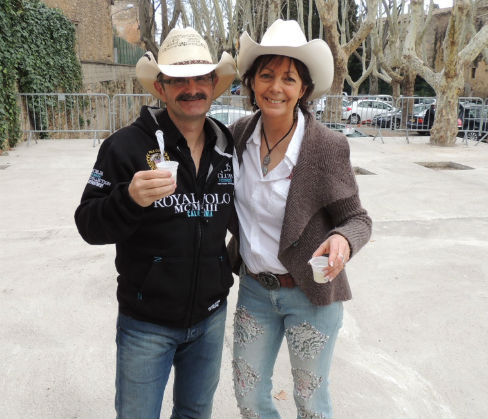 Christine & Jean-Luke